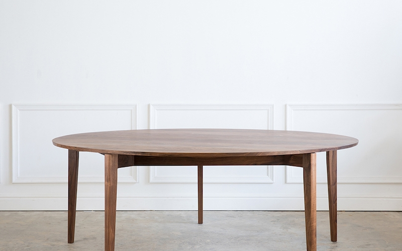 Ivor Round Table by Andrew Dominic