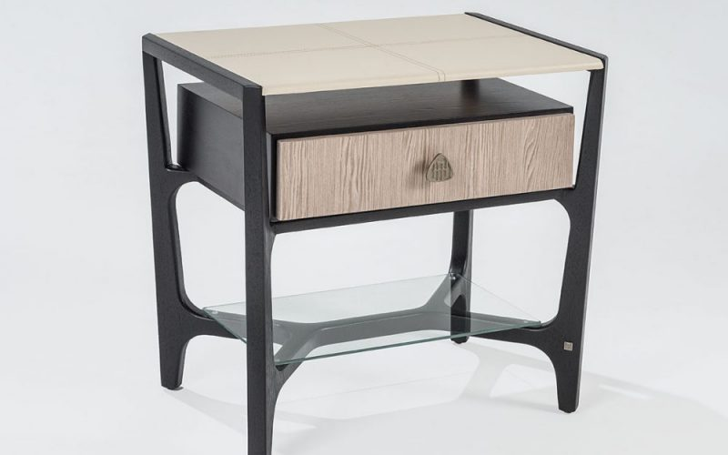 Granada Nightstand by Troscan Design & Furnishings