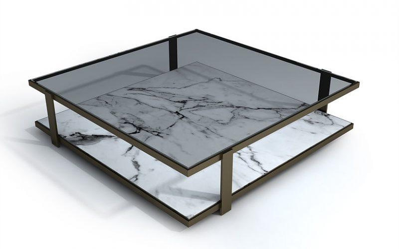 Granada Coffee Table by Troscan Design & Furnishings