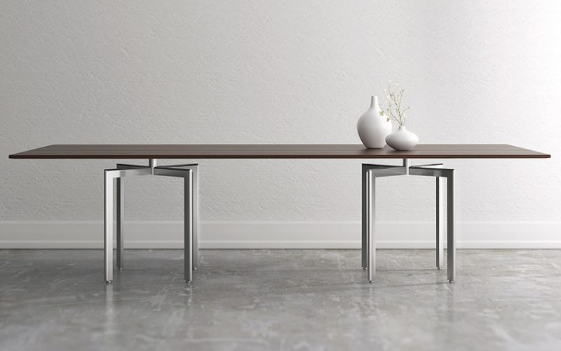 Aranha Dining Table by Hubbard Design Group