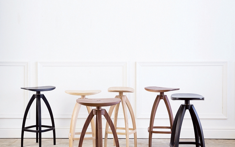 Bella Bar Stool by Troscan Design & Furnishings