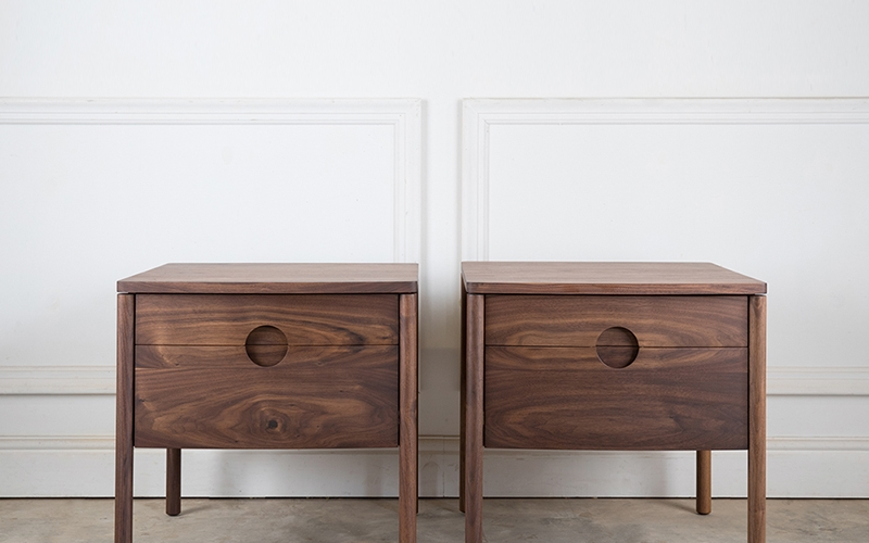 Franc Pedestals by Andrew Dominic