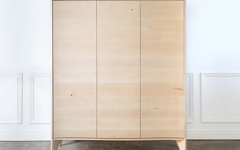 Noah Armoire by Andrew Dominic