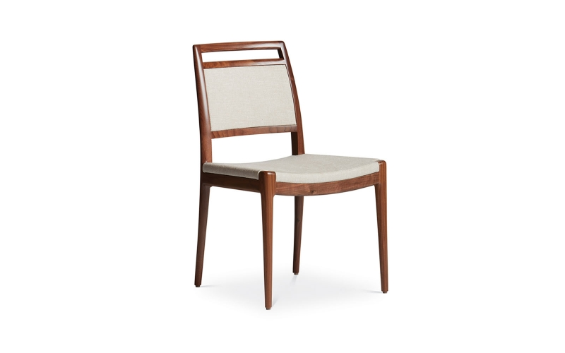 Alana Caned Side Chair by Troscan Design & Furnishings