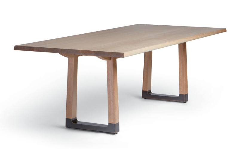 Aria Dining Table by Hubbard Design Group