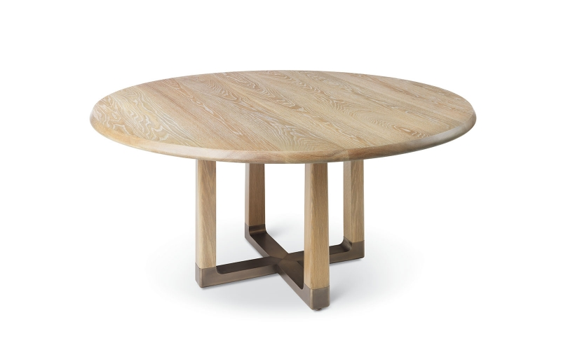 Astrid Dining Table by Troscan Design & Furnishings