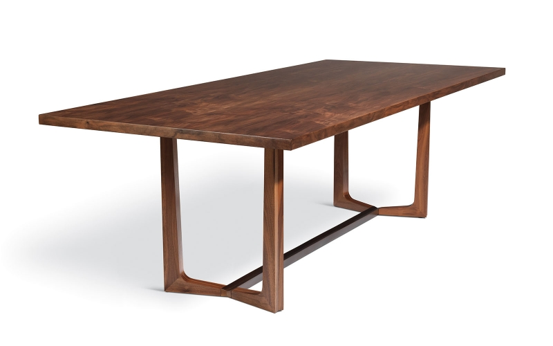 Carre Table by Hubbard Design Group
