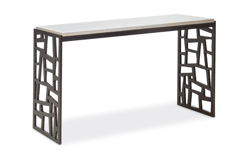 Clive Console by Troscan Design & Furnishings