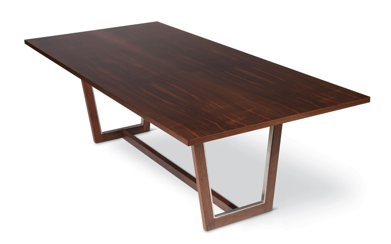 Clive dining table by Troscan Design & Furnishings
