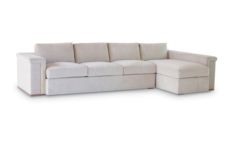 Grande Sofa by Hubbard Design Group