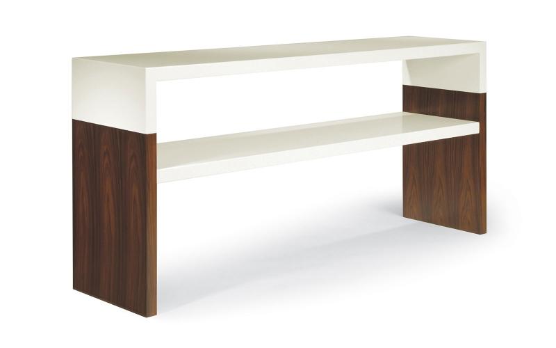 Ferros Console Table by Troscan Design & Furnishings