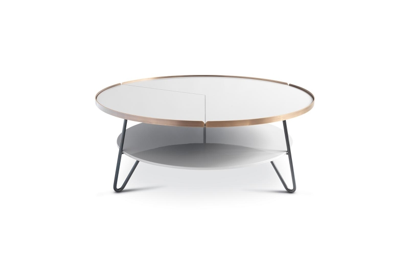 Quattro Table by Hubbard Design Group