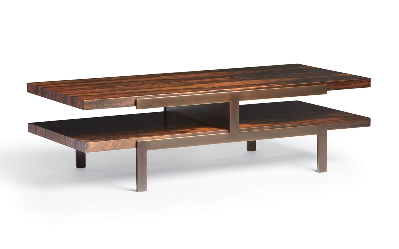Squire Coffee Table by Troscan Design & Furnishings