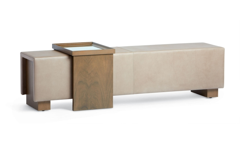 Ver Side Table by Hubbard Design Group