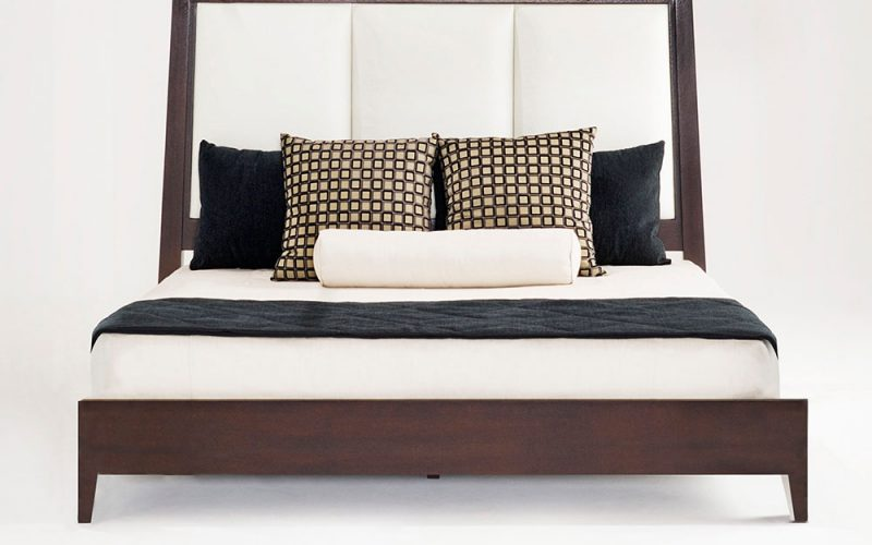 Africa Pattern Bed 430 by Adriana Hoyos Furnishings