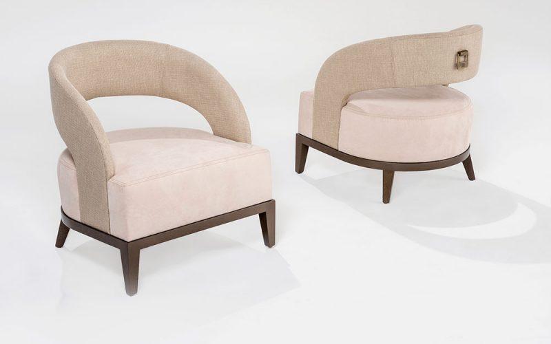 Balanqar Chair by Hubbard Design Group