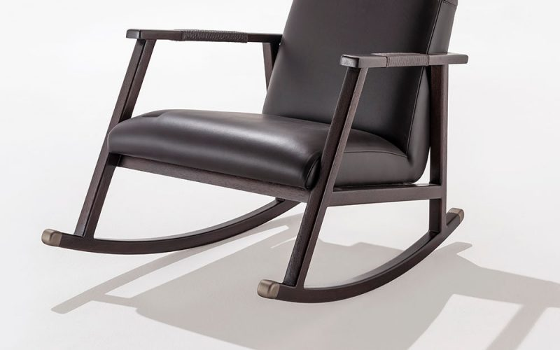Coubre Chair by Hubbard Design Group