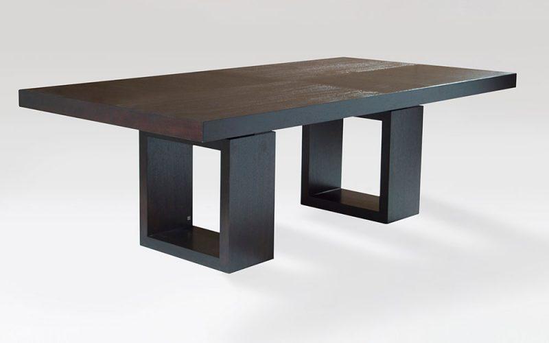 Café Bench 400 by Adriana Hoyos Furnishings