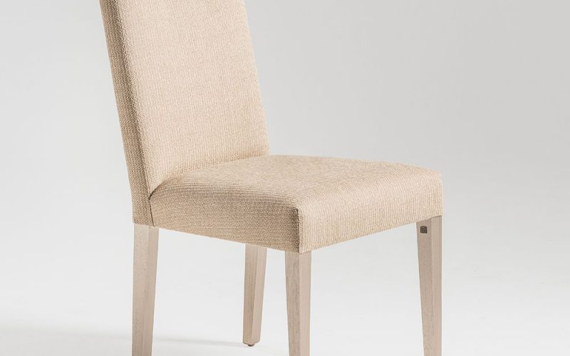 Caramelo Side Chair 740 by Adriana Hoyos Furnishings