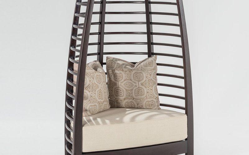 Chocolate Day Bed 100/120 by Adriana Hoyos Furnishings
