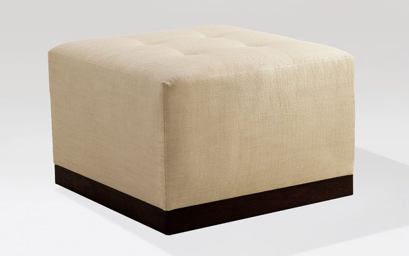 Beckett Ottoman by Troscan Design & Furnishings