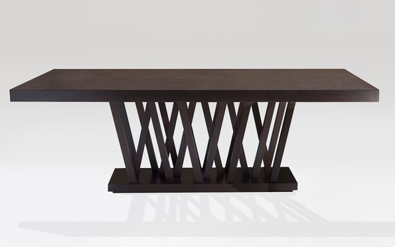 Café Dining Table 400 by Adriana Hoyos Furnishings